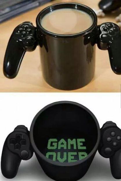 Il n'y a plus de café : Game Over